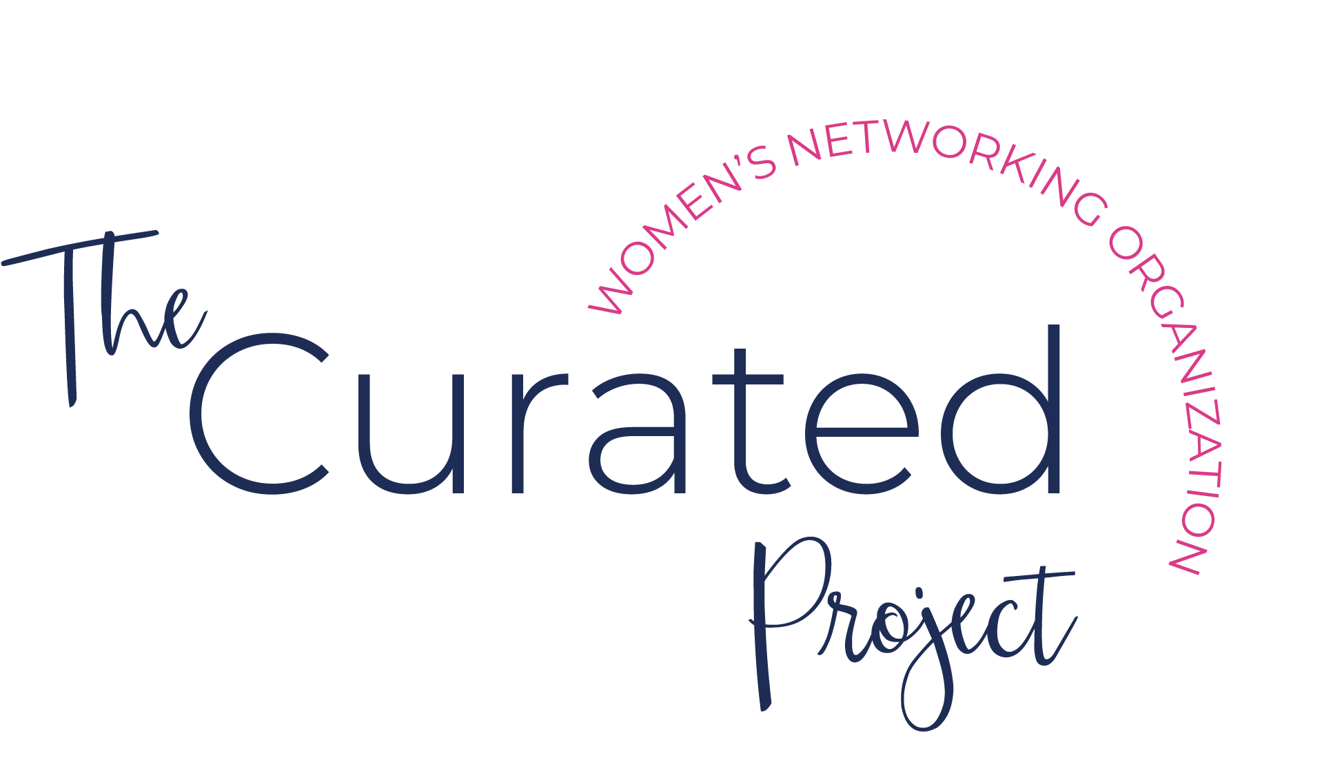 The Curated Project Logo